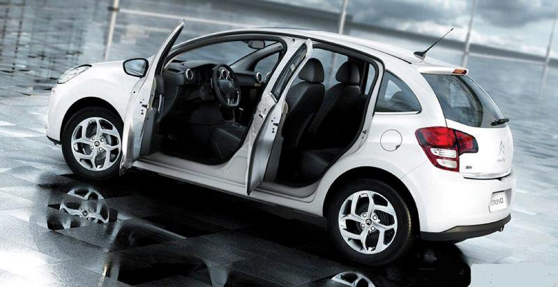 Citroën C3 Puesto de manejo