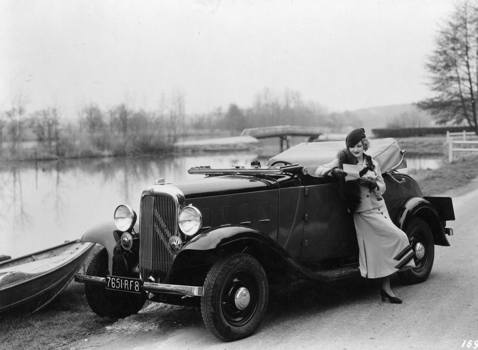 Citroën Rosalie, un auto rompe records